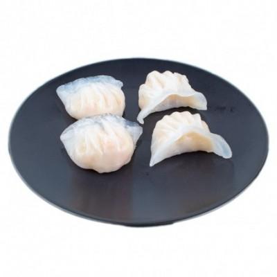 Raviolis aux crevettes(4...