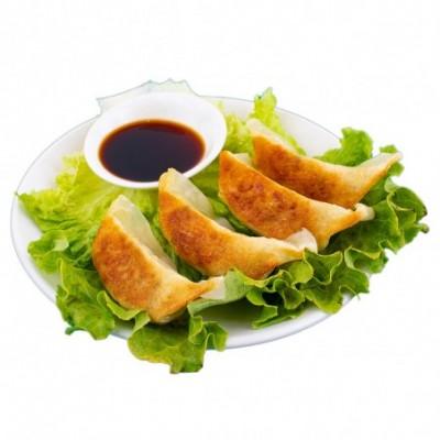 Gyoza au poulet(4 pièces)
