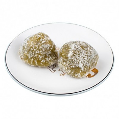 Perles de coco thé vert(2...