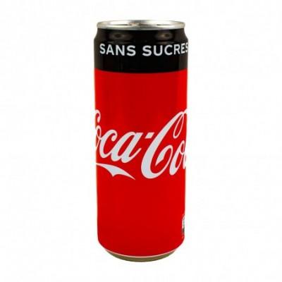 Coca zéro(33 cl)