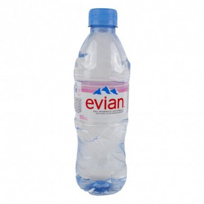 Evian(50 cl)