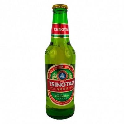 Bière Tsingdao(33 cl)