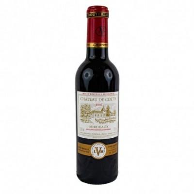 Vin rouge (Bordeaux)(37,5 cl)